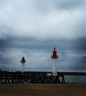 Deauville/Trouville phare away