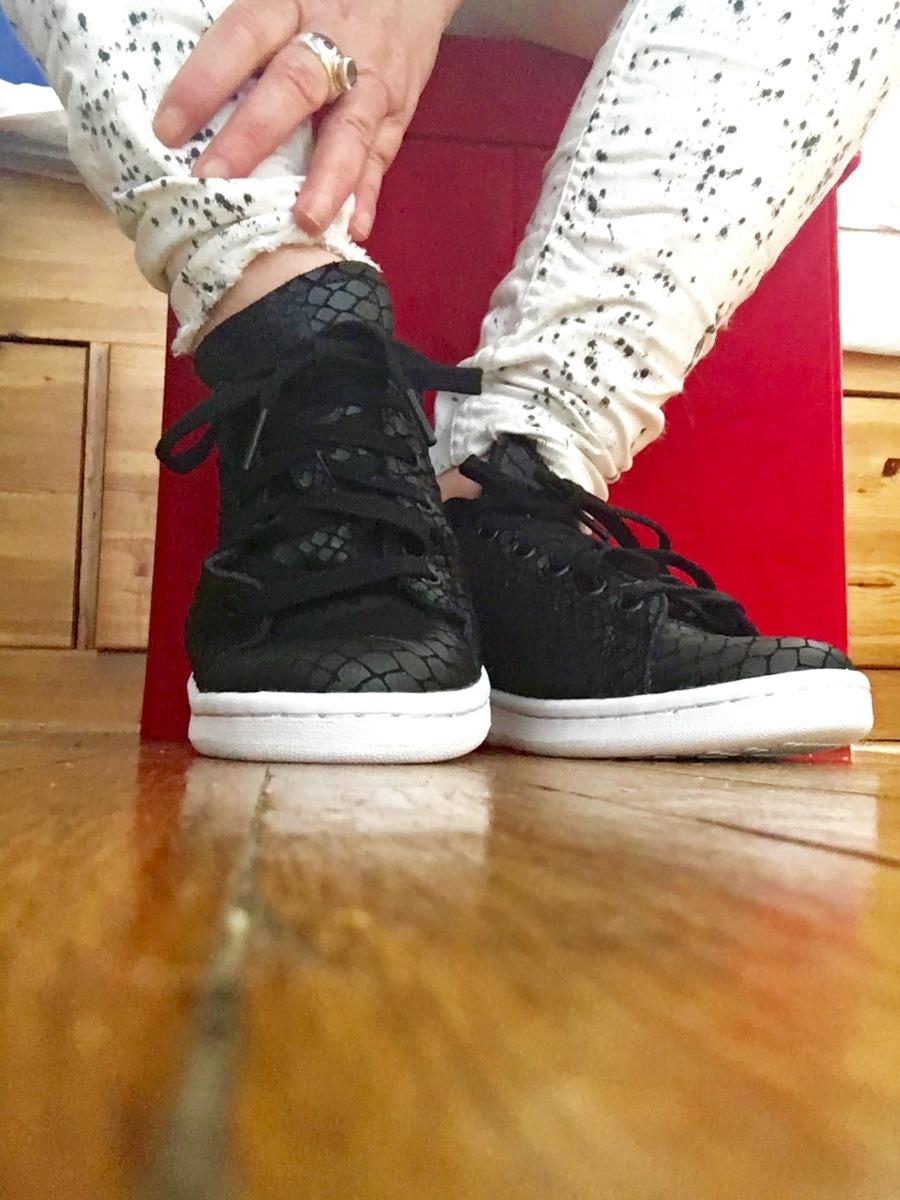 La crise des sneakers